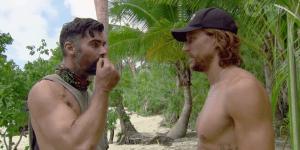 Australian Survivor S05E17 Zach and David