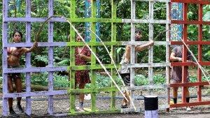 Australian Survivor S05E18 Jailbreak challenge
