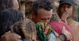 Australian Survivor S05E16 Lee leaves