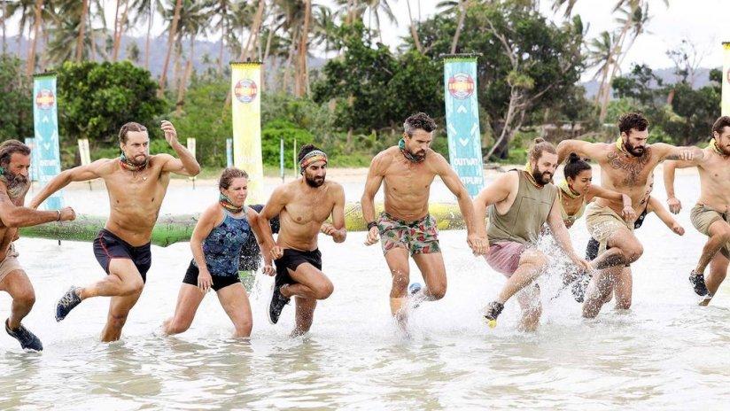 Australian Survivor S05E13 Reward