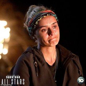 Australian Survivor S05E24 Moana voted off