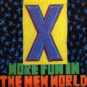 X More Fun in the New World album cover