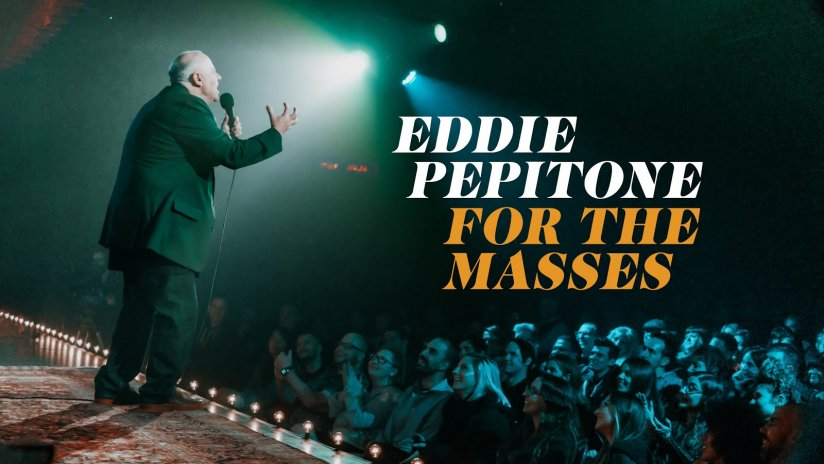 Eddie Pepitone - For the Masses