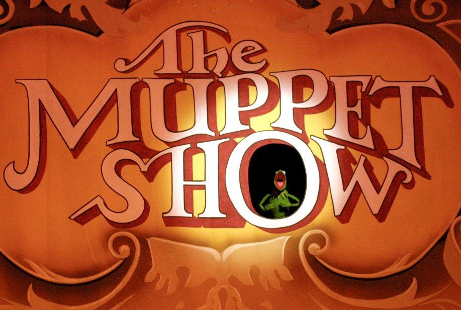 muppet show logo