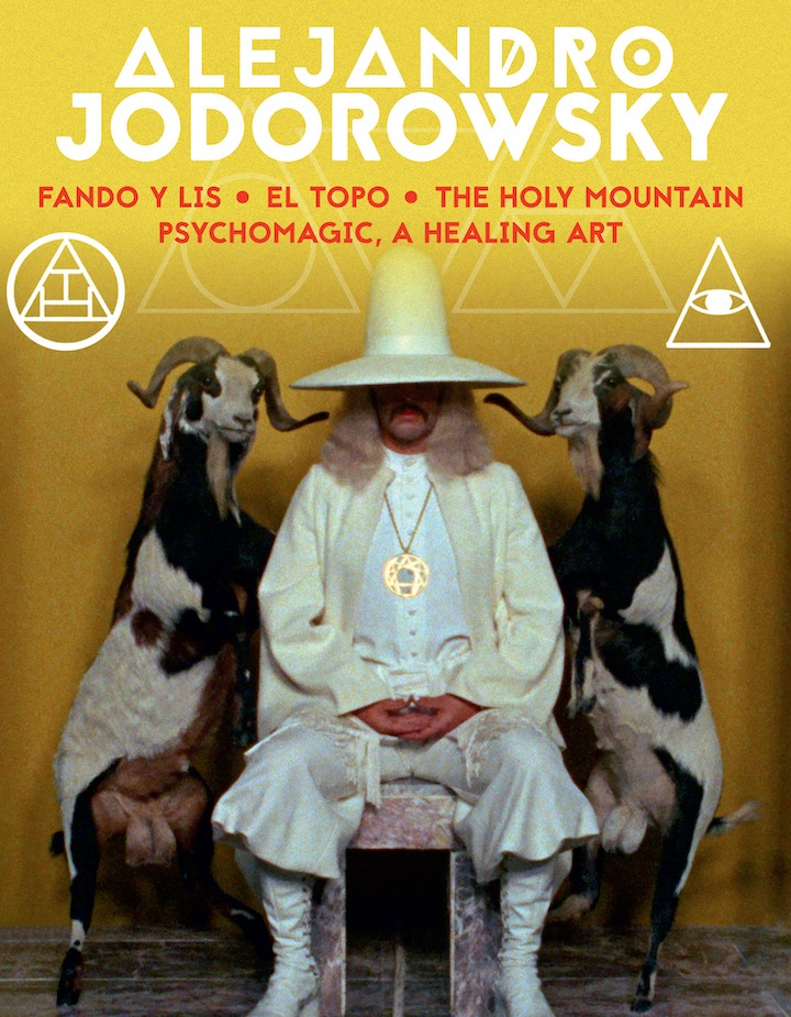 Jodorowsky Cover