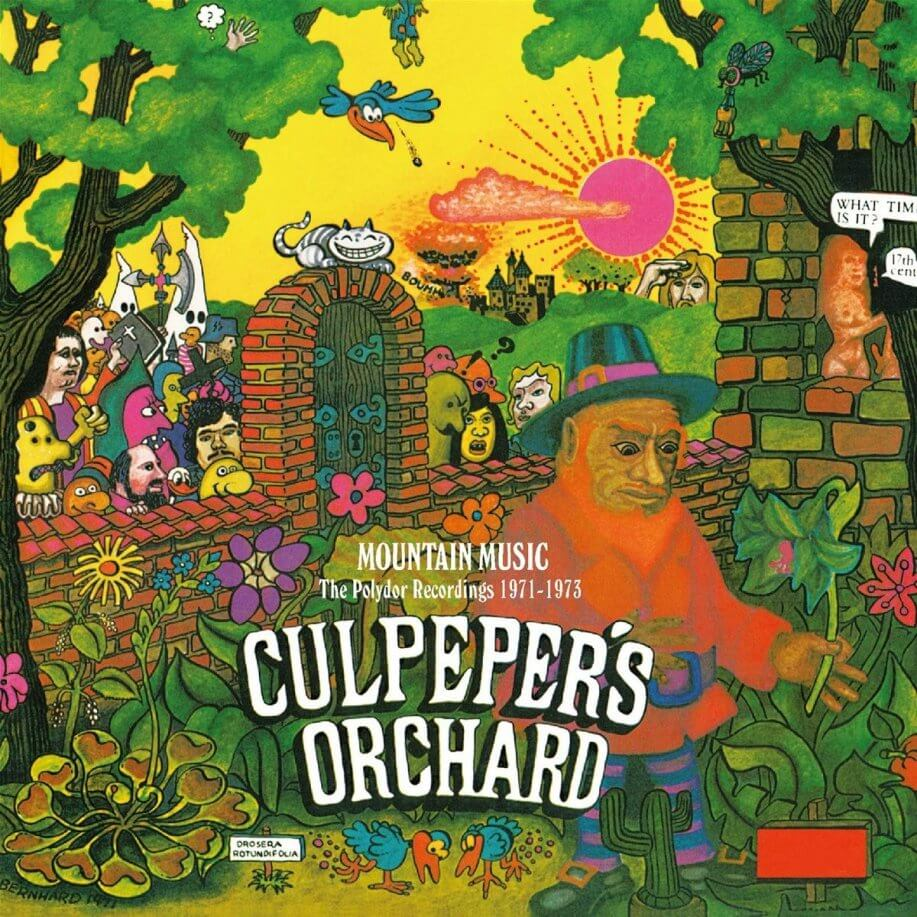 Culpepers Orchard set