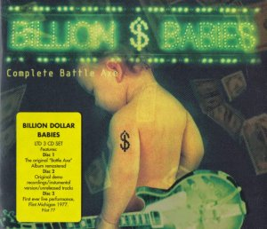 Billion Dollar Babies 2001