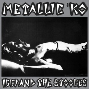 metallic ko album cover