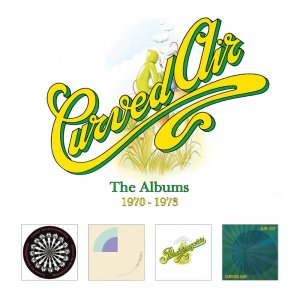 Curved Air The Albums