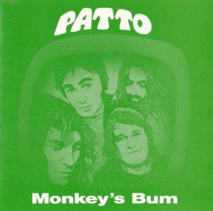 monkeys bum