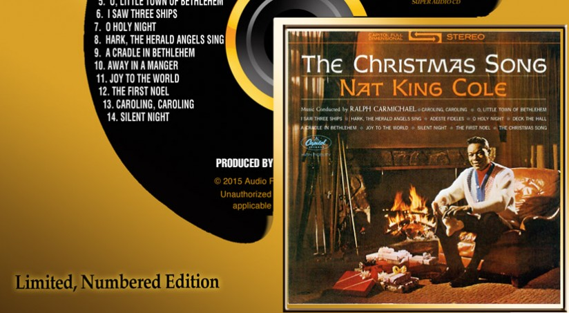 """CD Review - Nat King Cole """"The Christmas Song"""""""