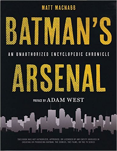 batman's arsenal
