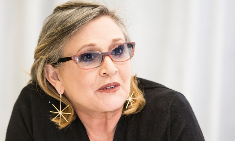 Carrie Fisher Advice Guardian