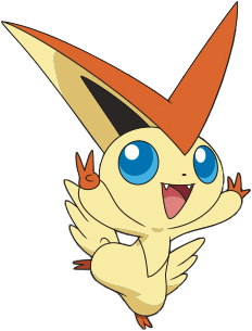 Victini Is Your Mythical Pokémon For September