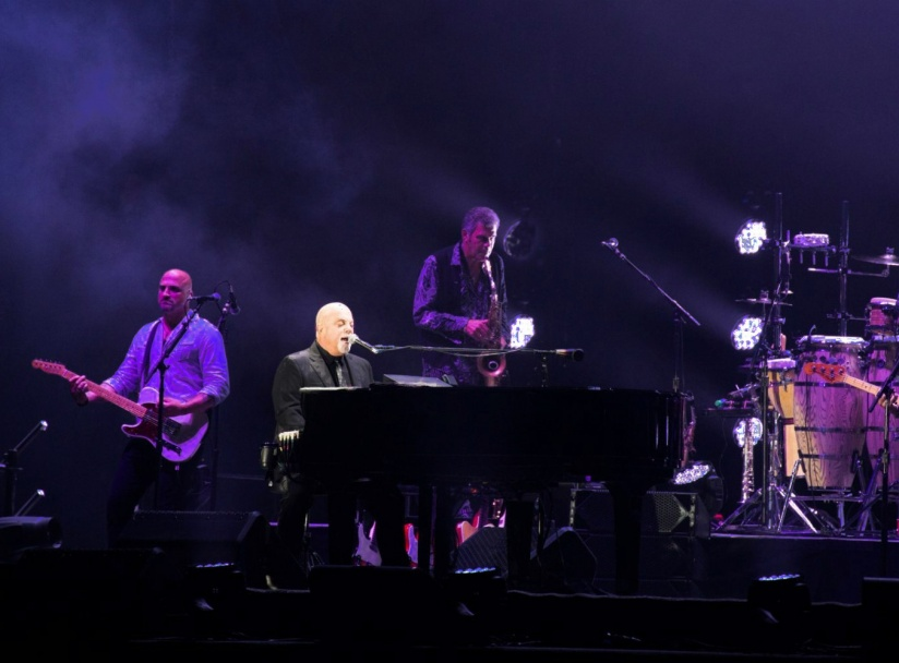 Billy Joel Wembley