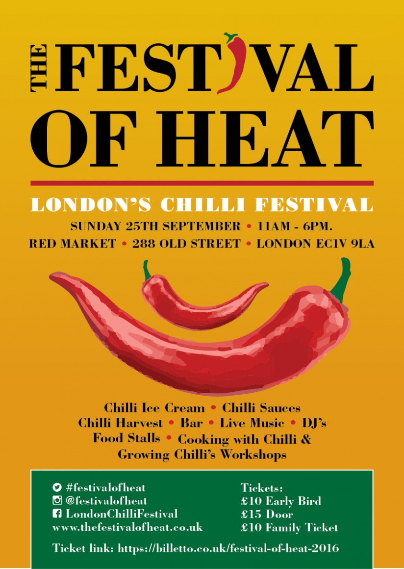 London Festival of Heat