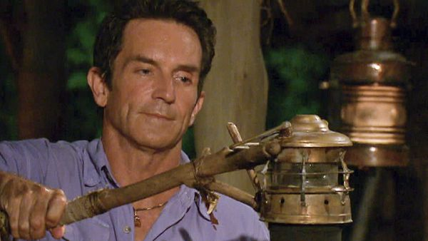 Jeff Probst Torch Snuff