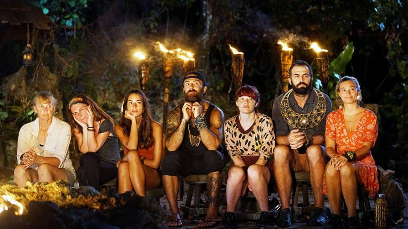 AU Survivor Tribal Council