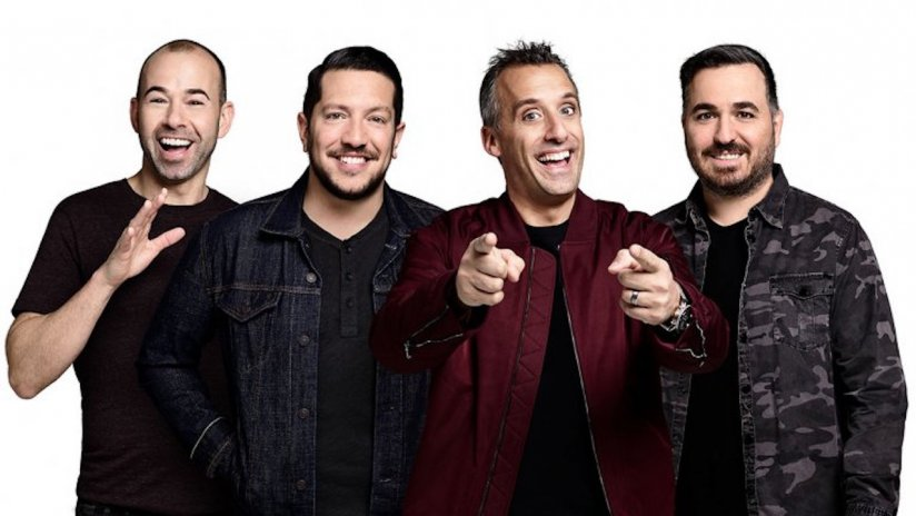 Impractical Jokers London
