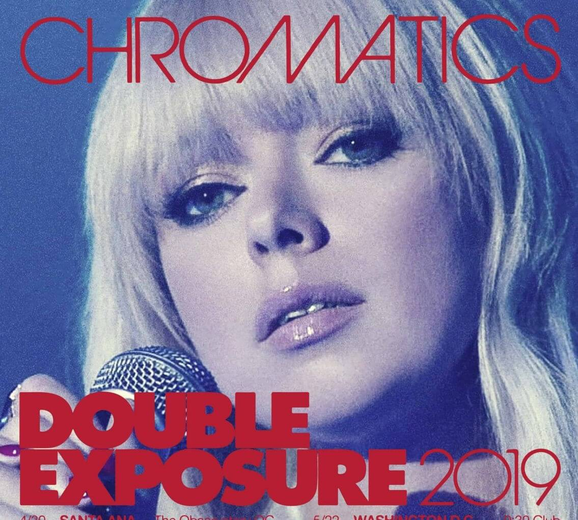 Chromatics tour