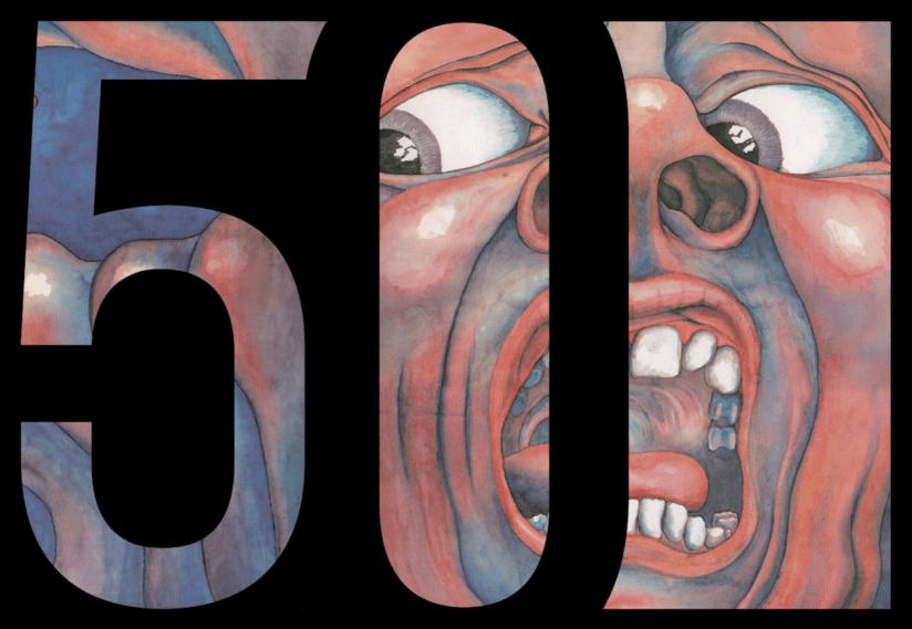 King Crimson 50
