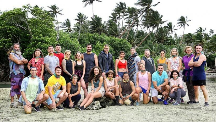 Australian Survivor All Stars