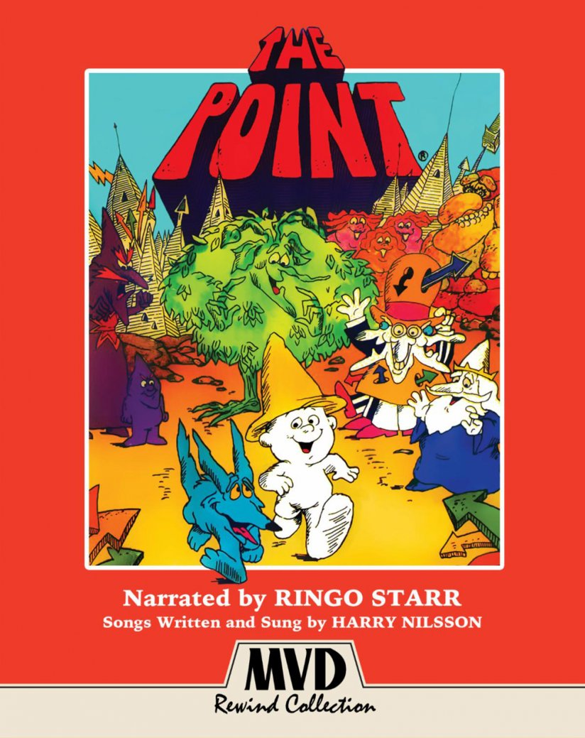 The Point Blu Ray