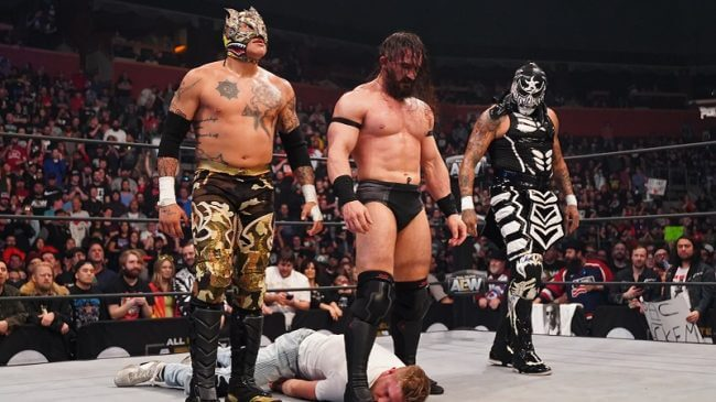 AEW Death Triangle