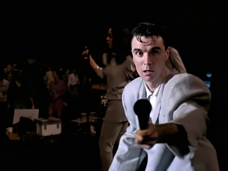 Stop Making Sense criterion channel
