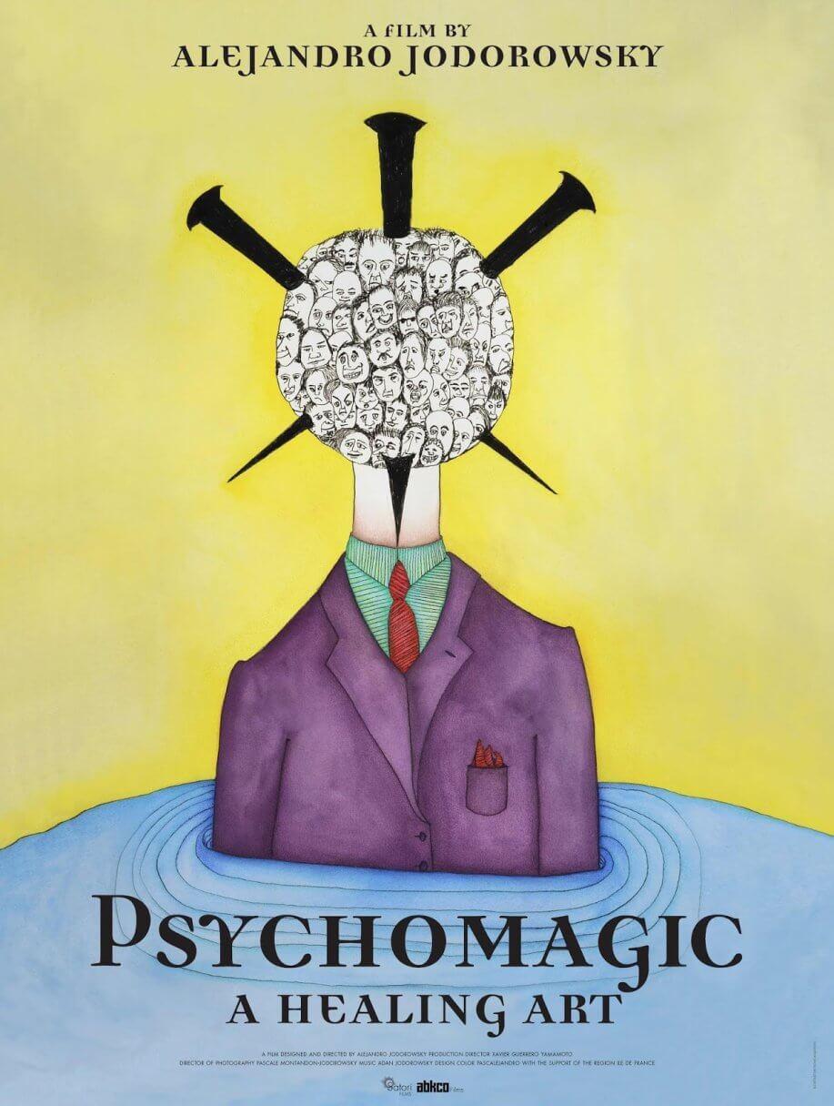 Psychomagic poster