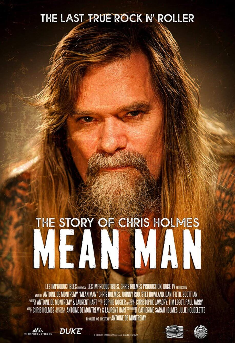 Mean Man movie poster