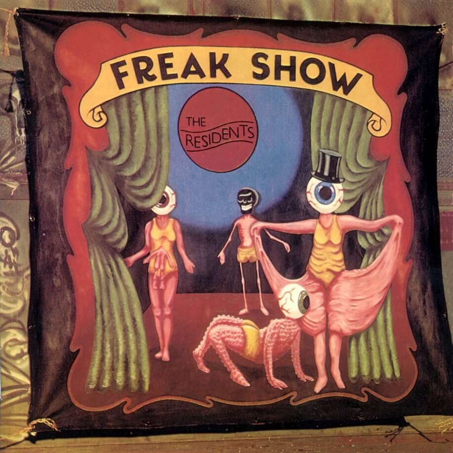 Freak Show album cover