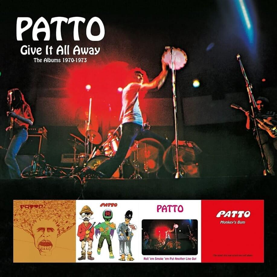 Patto Give it All Away